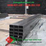 Thép hộp Q345 - Bảng quy cách thép hộp Q345